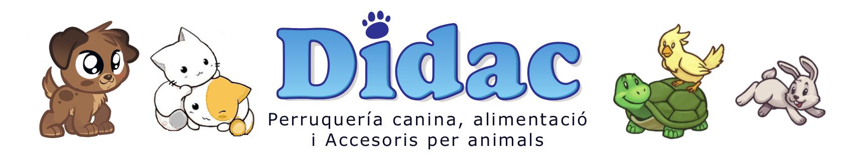 Didac: Perruquería canina, alimentació i accesoris per animals